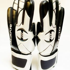 Invicto - goalie gloves silver/black