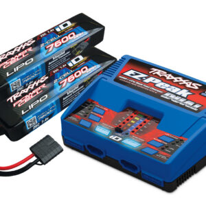 Dual 2S Battery/charger completer pack
