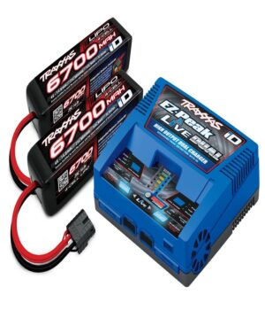 EXTREME POWER 4S Battery/charger completer