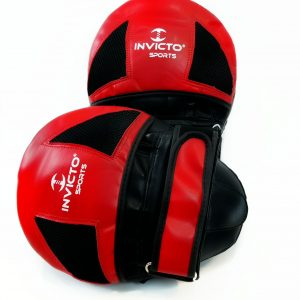 Invicto punching mitts