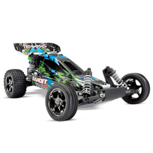 Bandit VXL 1/10 Scale, 70+MPH, Brushless RC Buggy