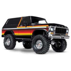 BRONCO RANGER XLT SCALE AND TRAIL CRAWLER